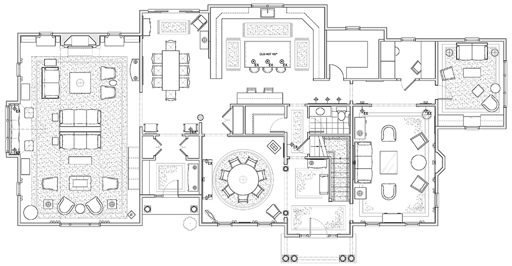 Floor Plan Layout Draft