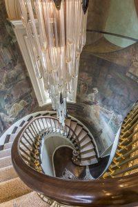 A Park Avenue Staircase