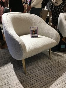 Michael Berman's new line for KRAVET