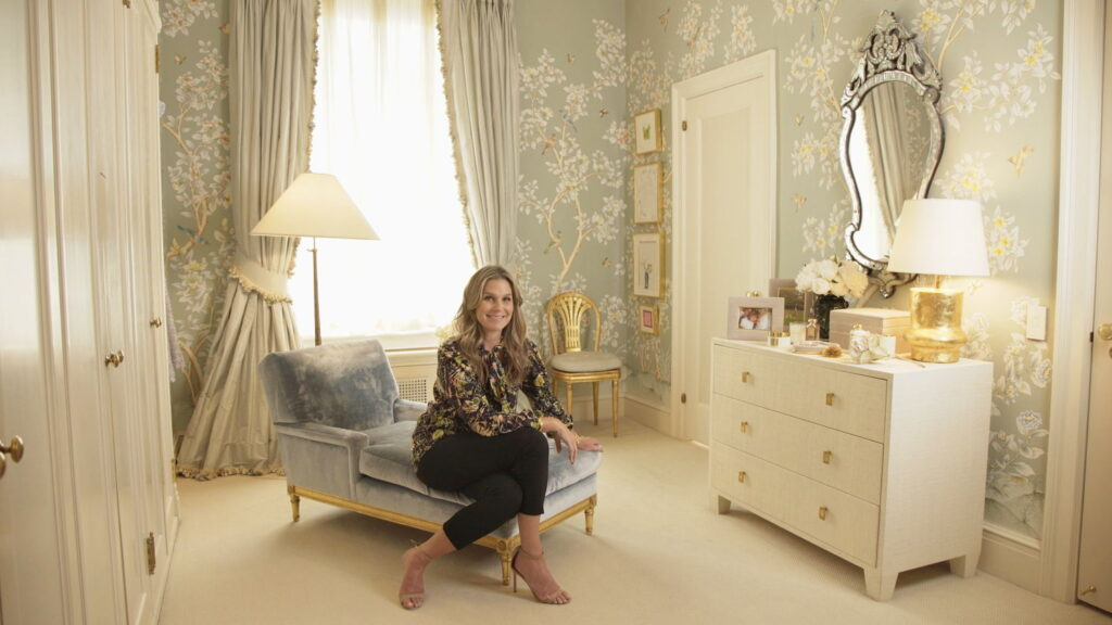 Aerin Lauder's Dressing Room
