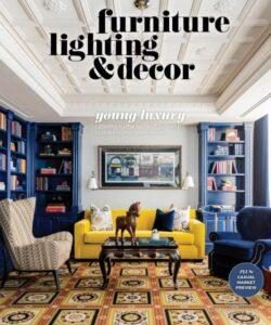 Furniture Lighting & Decor Magazine Cover September 2021